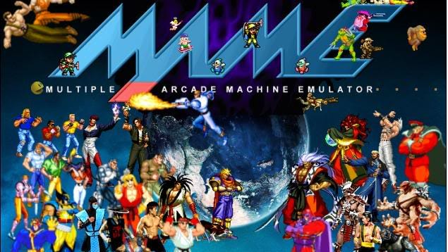 Mame Emulates The Golden Age Of Arcade Games