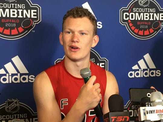 Brady Tkachuk Has Chance To Add To His Family's NHL Legacy