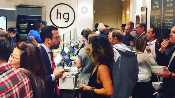 Philadelphia-based restaurant chain Honeygrow opened its first Delaware location in Brandywine Hundred on Monday.
