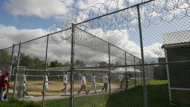 The Marble Valley Regional Correctional Facility  in Rutland.