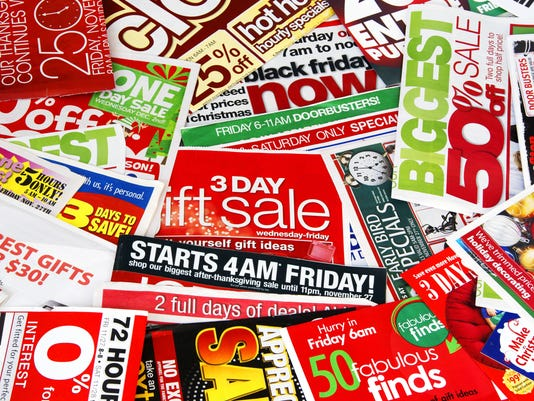 Attack Black Friday shopping with a plan