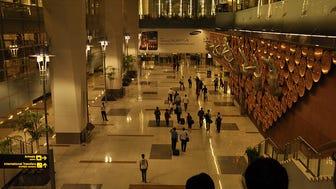 T3 TERMINAL INDIRA GANDHI INTERNATIONAL AIRPORT DELHI INDIA