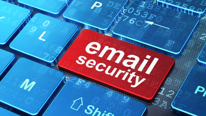 Email security: These steps can stop the hackers