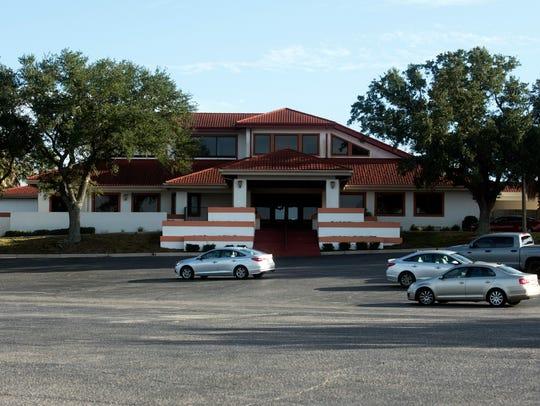 Tiger Point Gulf Club sits nearly empty Monday, Nov.