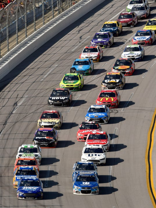 How Will Nascar S New Overtime Qualifying Rules Work
