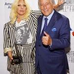 Lady Gaga and Tony Bennett.