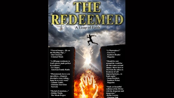 """""""The Redeemed"""" cover"""