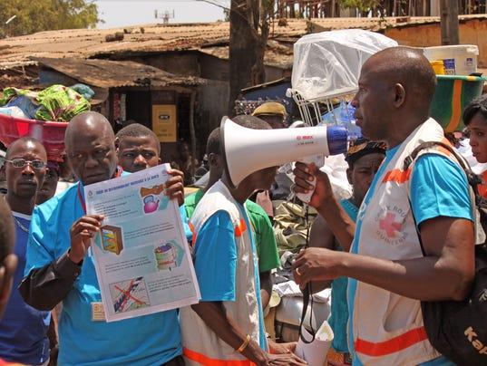 Controlling Ebola