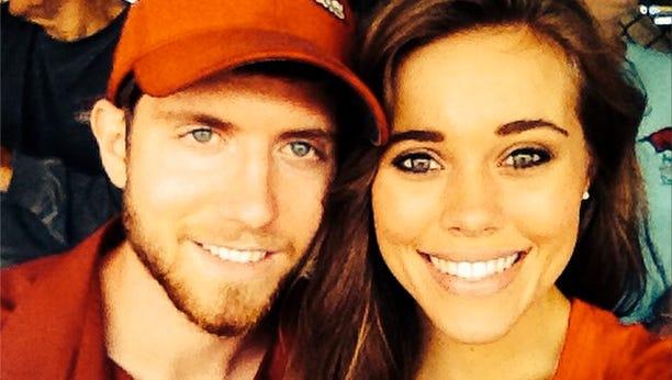 Jessa Duggar and new husband Ben Seewald