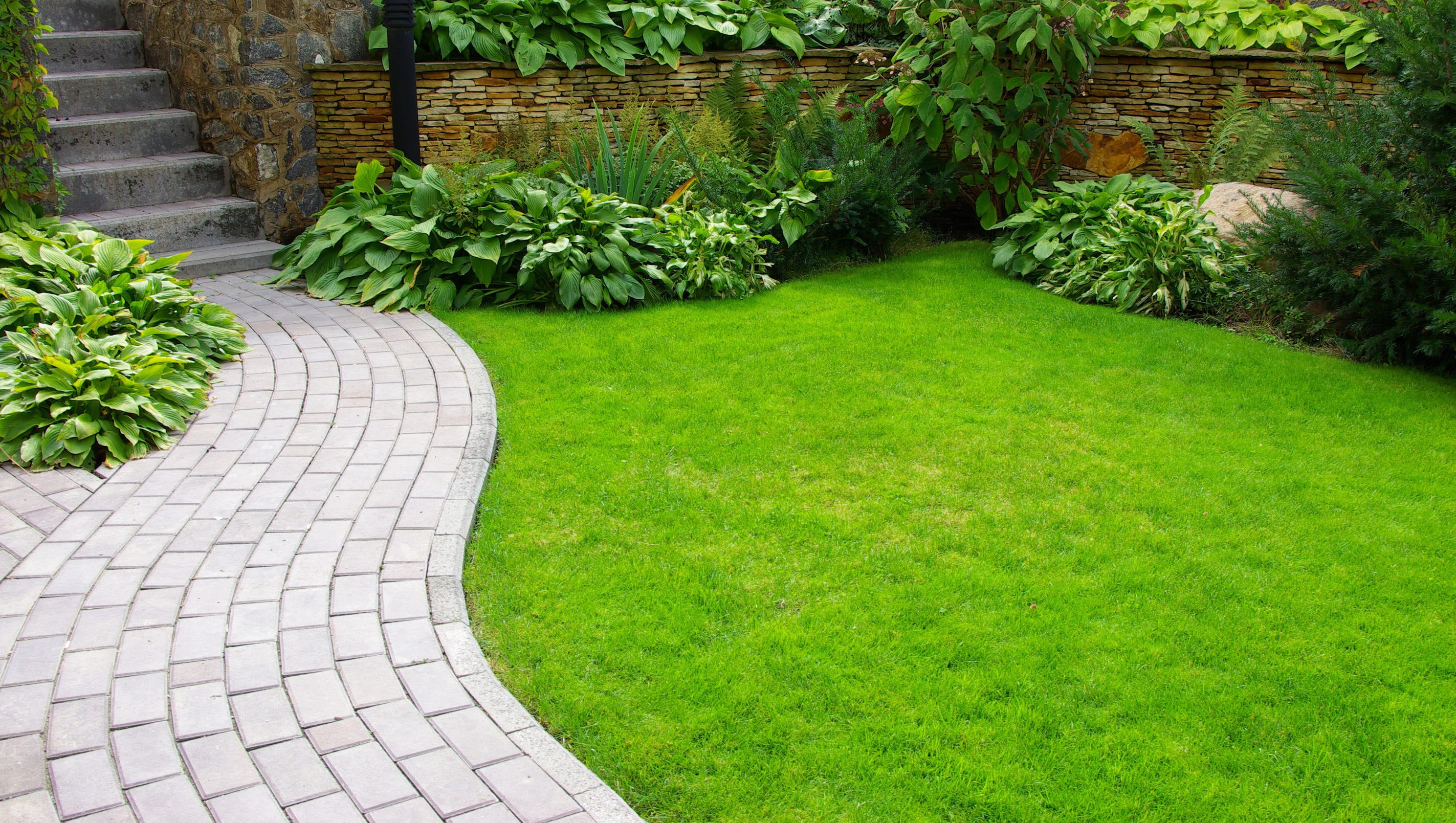Hoosier gardener there s a science to maintaining a lawn for Yard and garden