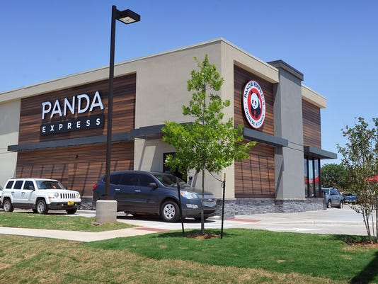 Panda Express Opens
