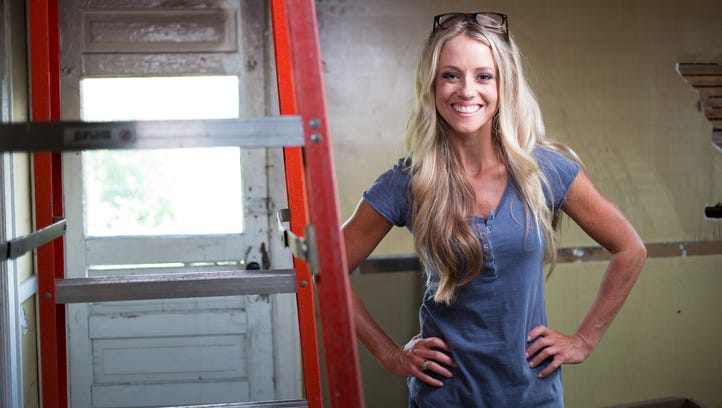 Nicole Curtis of DIY Network's Rehab Addict.
