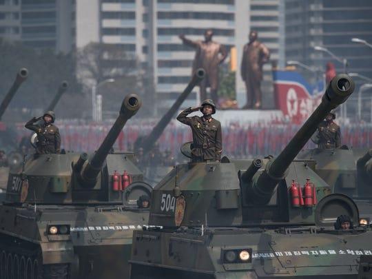 Corea presume tener uno de los ejércitos más feroces en el mundo.