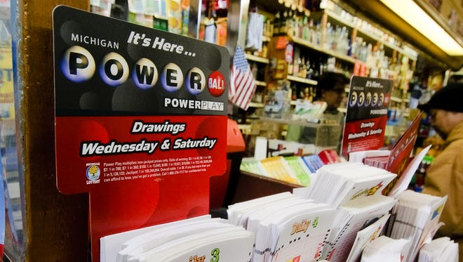 Tonight's $227 million Powerball jackpot drawing could deliver an early Christmas present for a lucky Michigander.