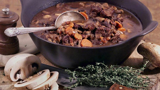 This Luscious Beef Stew will satisfy your hungry family's appetite.