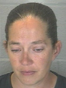 Layhla M. Jenkins is accused of stealing money from her former employer.