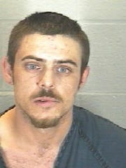Jeremy Richardson was arrested on methamphetamine-related charges Wednesday.