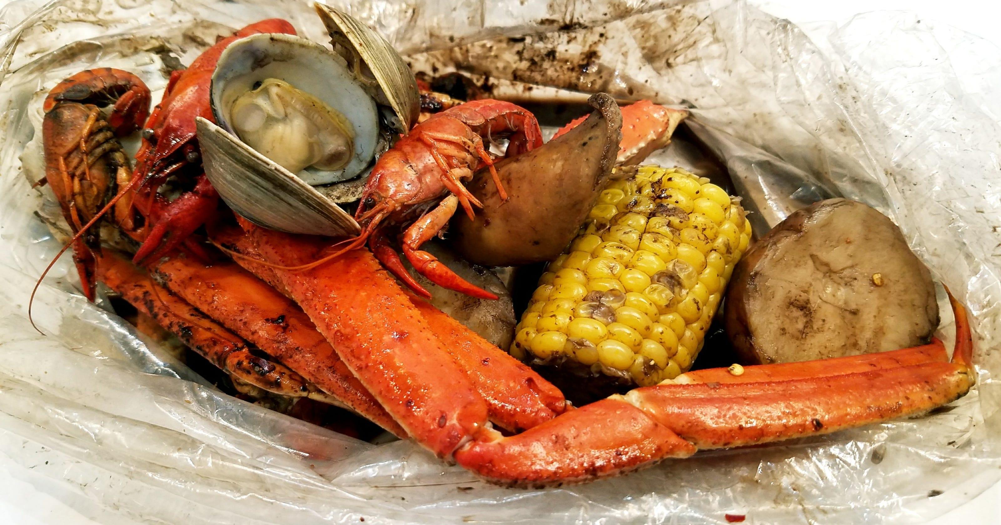 Seafood restaurants: Casual-Cajun trend shaking Bonita Springs, Fort