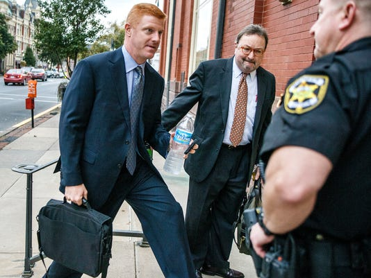Mike McQueary whistleblower lawsuit against Penn State