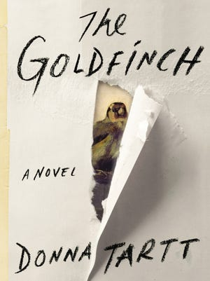 'The Goldfinch' by Donna Tartt is one of the 10 best books of 2013.