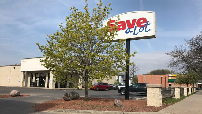 New owner Joe Jarabek has upgraded Save-A-Lot's signage and lot as he looks to cater to those calling for a downtown grocery store.