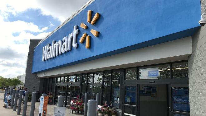 Walmart in Manahawkin.