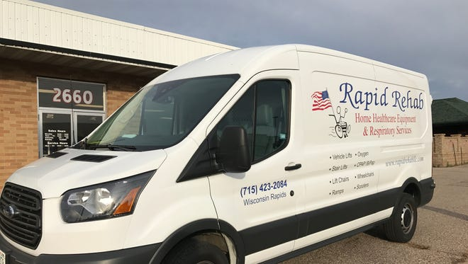 Rapid Rehab, 2660 Eighth St. S. in Wisconsin Rapids