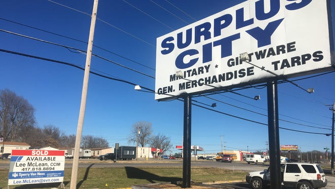 Answer Man: What business is going in where Surplus City used to be?
