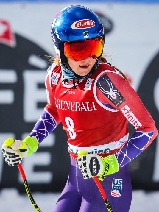 Alpine Skiing: 2017 Lake Louise Audi FIS Skiing Ladies Downhill
