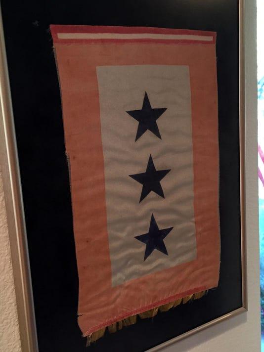 Mary's Flag