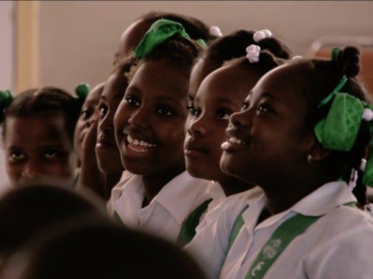 """""""Serenade for Haiti"""""""