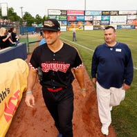 Centorani: Tebow displays right stuff in seventh inning