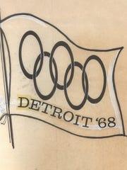 Olympic bid logo