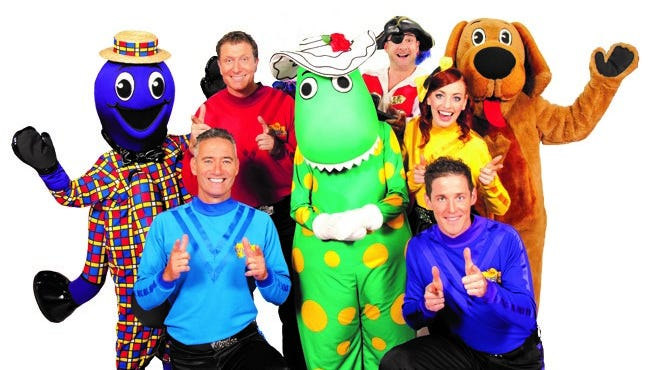 Kids' favorites The Wiggles and Kidz Bop are both coming to The Grand in the coming months.