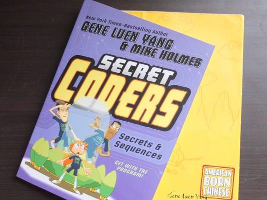 """Secret Coders"""