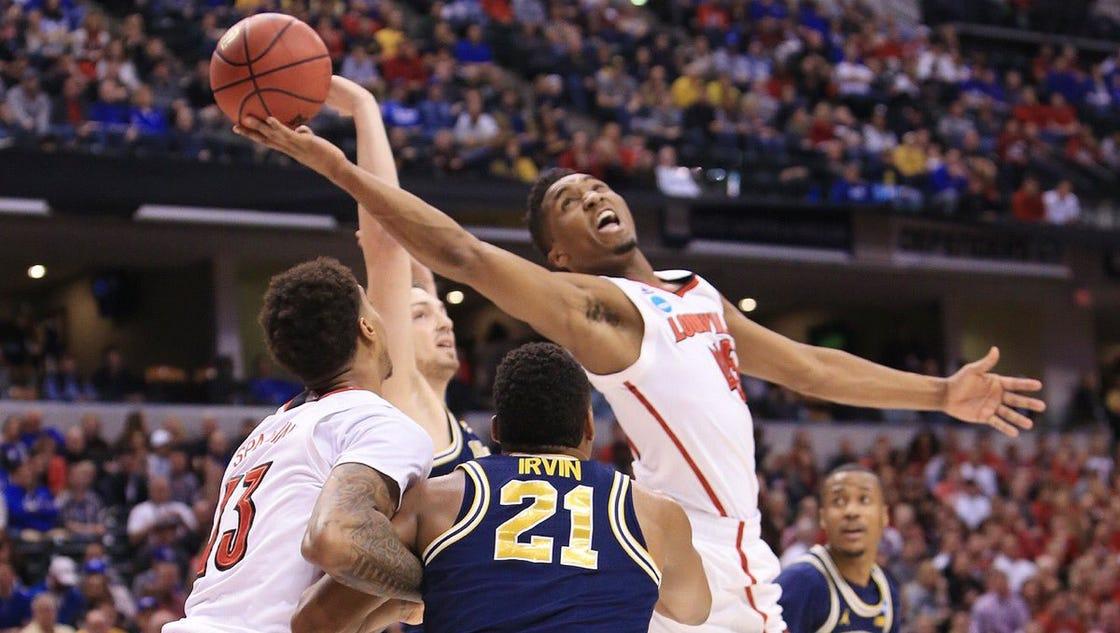 Live NCAA 2017 Updates | Louisville basketball vs. Michigan