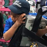 King City boy's wish for $2,000 shopping spree comes true