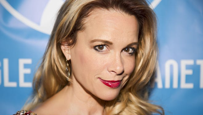 """Actress Chase Masterson from """"Star Trek: Deep Space Nine"""" will be the guest of honor this weekend at RoberCon, which will be held at the Roberson Museum and Science Center in Binghamton."""