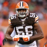 Linebacker Karlos Dansby has not been ruled out for Sunday's game against the Atlanta Falcons.