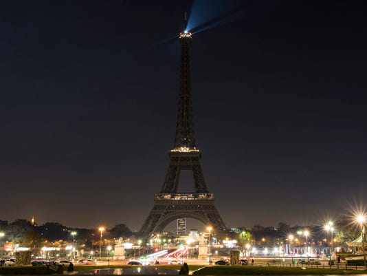 EPA EPASELECT FRANCE EIFFEL TOWER ALEPPO ACE MONUMENTS & HERITAGE SITES FRA