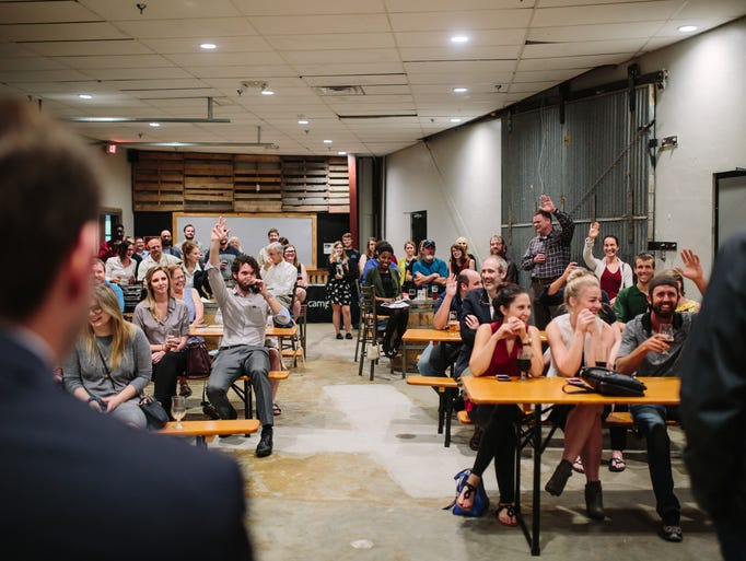 SBC Untapped: Networking with a Purpose was held at
