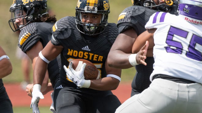 College of Wooster running back Troy Baughman rushed for 781 yards and nine touchdowns last season as a sophomore. He's one of thousands of college football players around the country with his season up in the air.