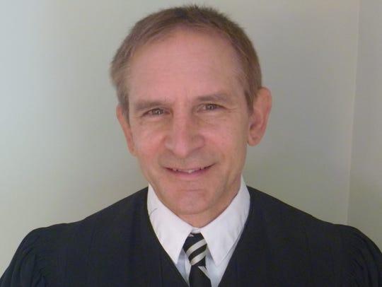 Judge Frank Szymanski