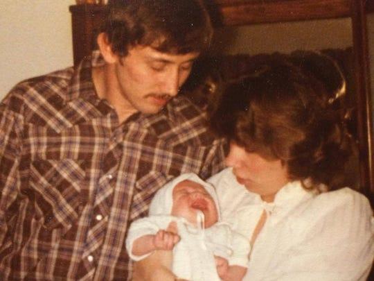 Michael Stepien, shown here, died 10 years ago. Stepien's