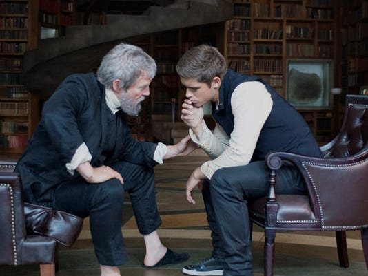Film Review The Giver