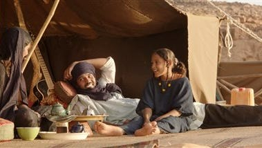 "This image released by Cohen Media Group shows a scene from ""Timbuktu.""  (AP Photo/Cohen Media Group)"