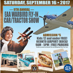 Oconto Annual Fly-in