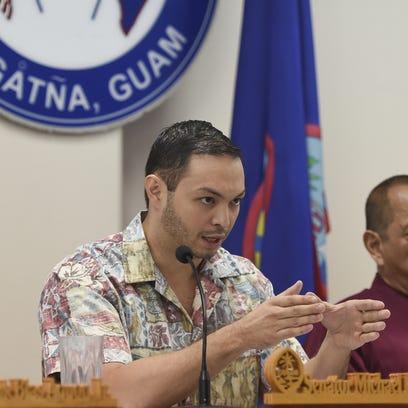 No action from Democrats yet on San Nicolas' treachery