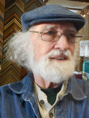 David Beale keeps himself busy painting, teaching watercolor and composing classical music.