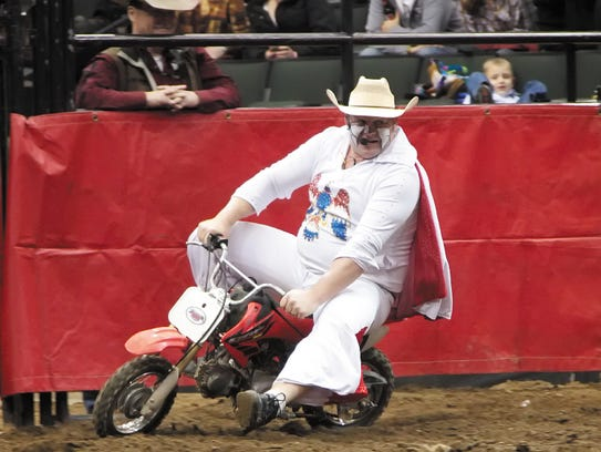 11 Questions With Rodeo Clown Justin Rumford